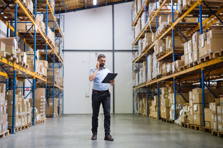 Smart Warehouses