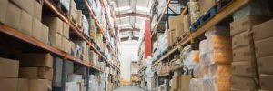 Warehouses in the Holiday Season