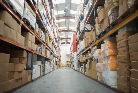 Finding Warehouses for Rent