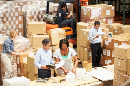 Warehouse Vendors