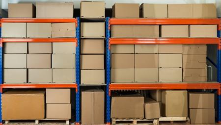 Disorganized Warehouse