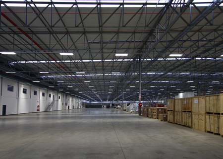 Clean Warehouses