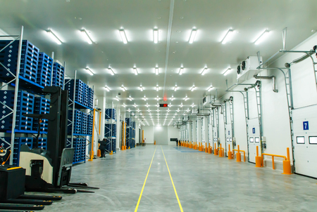 Cold Storage Warehouses
