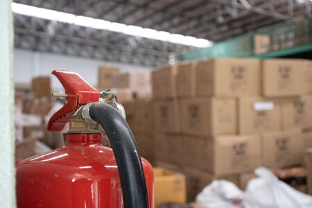 Warehouse Fire Safety