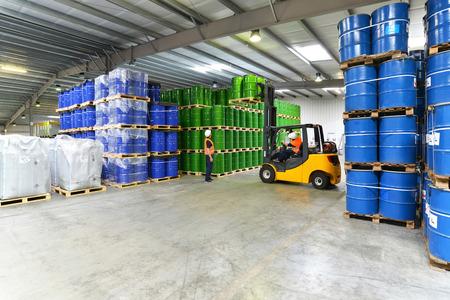 Chemical Warehousing Partner
