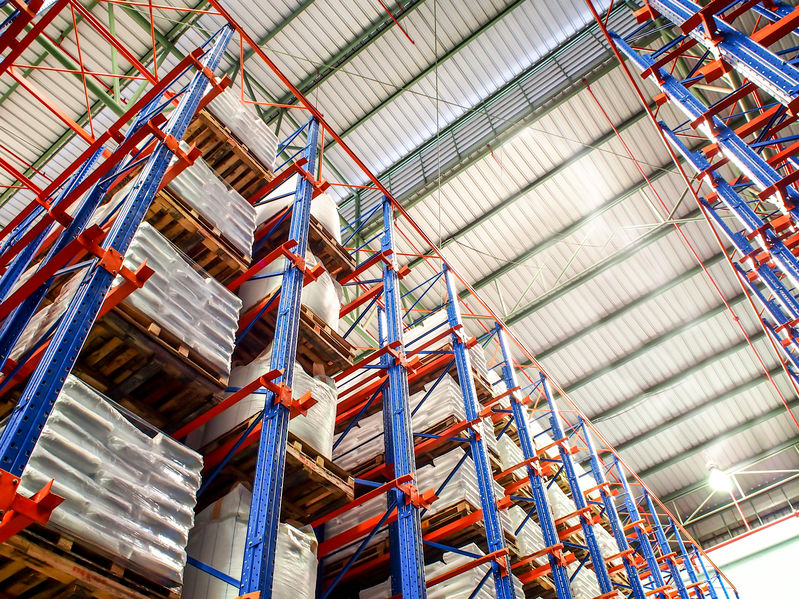 Racking Systems Warehouses