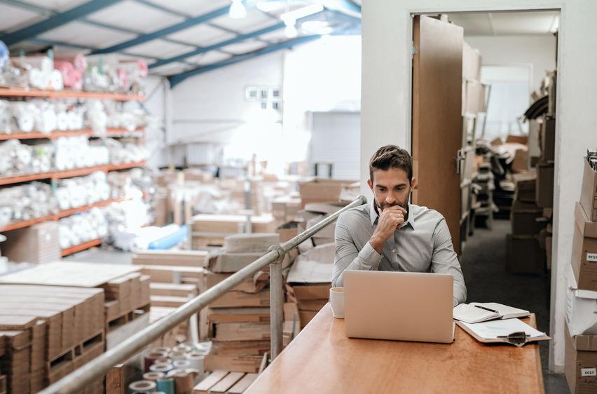 Warehouse E-Commerce Fulfillment