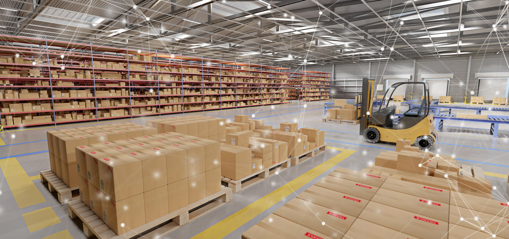 A Stock of Warehouse Goods
